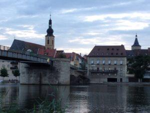 Kitzingen, Lokal am Brückentor